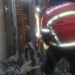 Angehöriger der Feuerwehr
