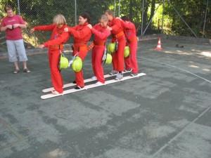 Training Wettkampf