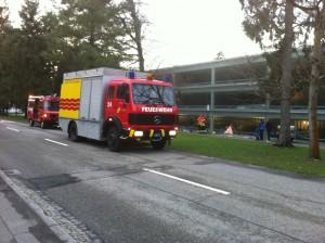 Feuerwehr Rheinfelden - Parkresort -Technische Hilfeleistung