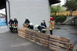 Übung vom 12.05.2012 im Seeland