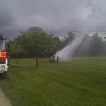 Brandbekämpfung vom 25.Mai.2013
