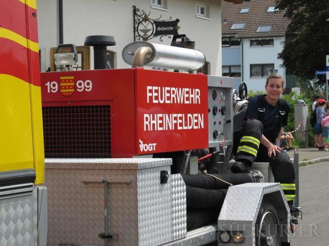 Jubiläum 150 Jahre Feuerwehr Nollingen