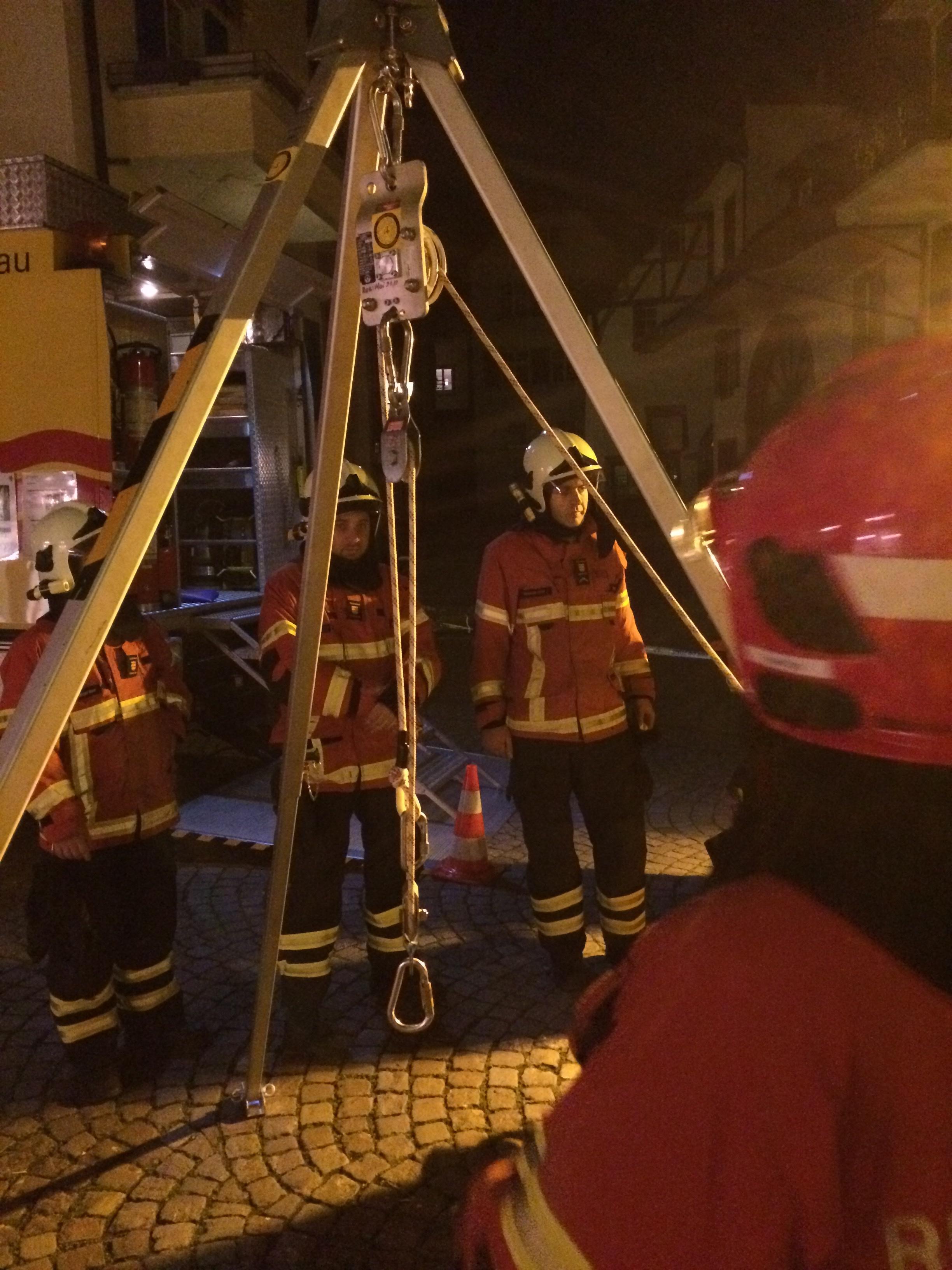 Rettungsdienst / Brandbekäpfung Detailausbildung