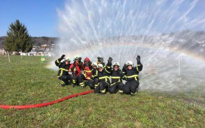 Einführungskurs für Angehörige der Feuerwehr in Magden