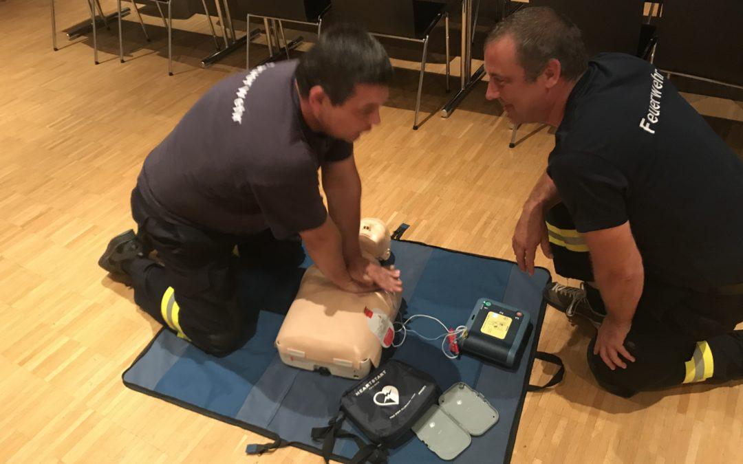 BLS AED Kompaktkurs