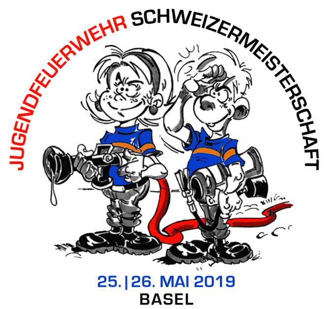 Jugendfeuerwehr Schweizermeisterschaft in Basel
