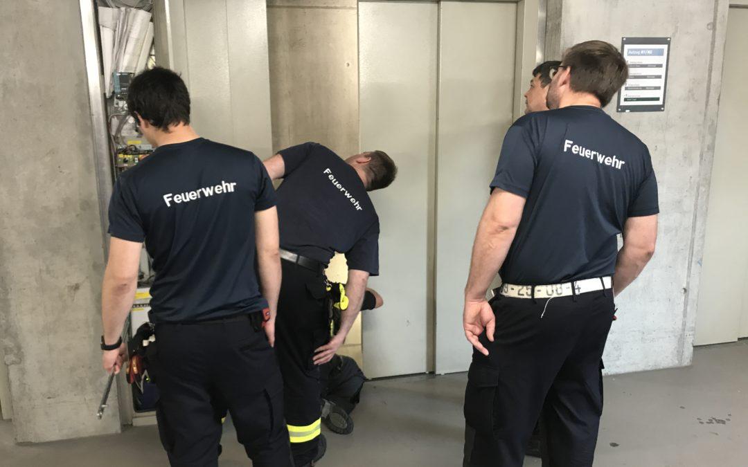 Kurs Lift- und Schrägaufzüge