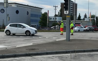 Regio Verkehrsübung 2019